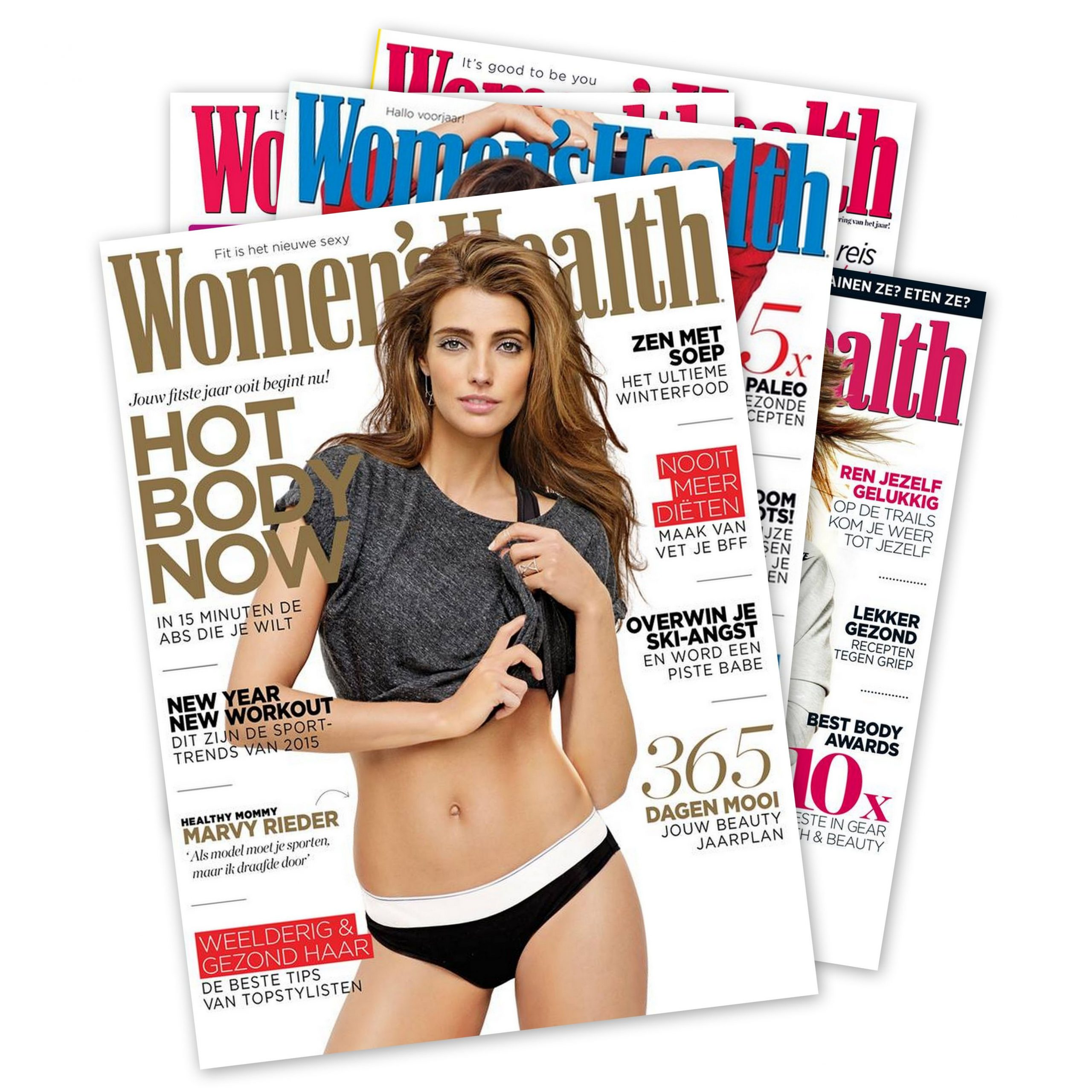 publicaties Women's Health tekstschrijver gezondheid-